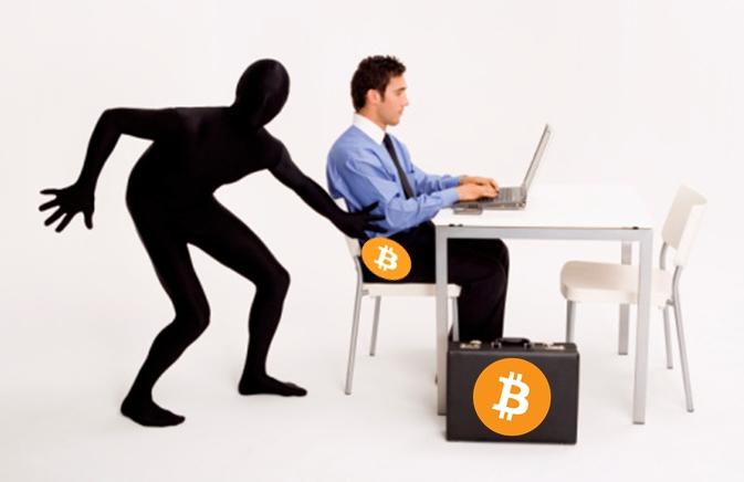 Las mayores estafas de bitcoins