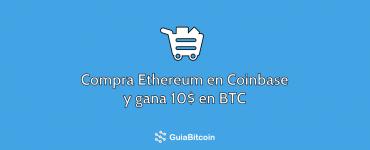 comprar ethereum coinbase