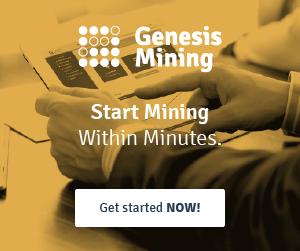 Genesis Mining Oficial Descuento 3%