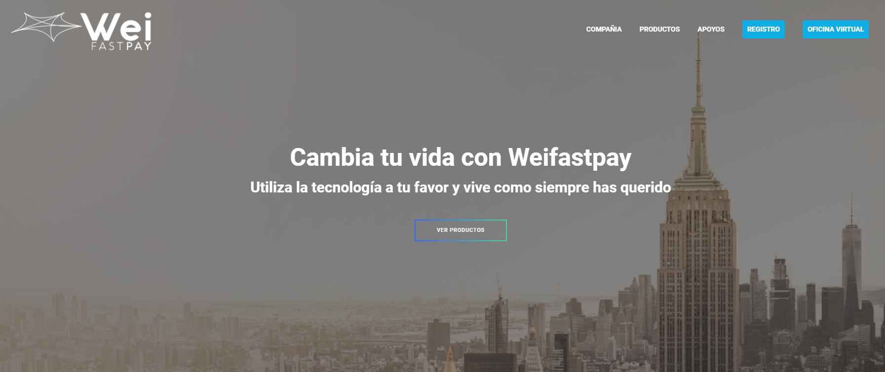 analisis completo weifastpay