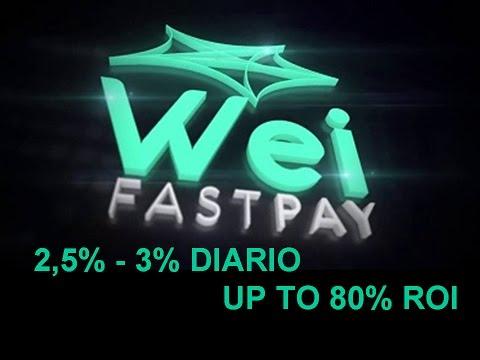 weifastpay invirtiendo en el futuro