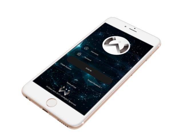 app integrate wallet token