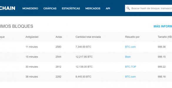 blockchain.info explorer