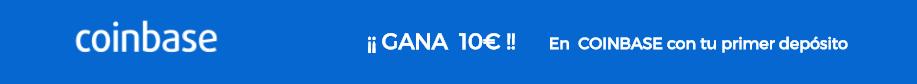 coinbase 10€ gratis