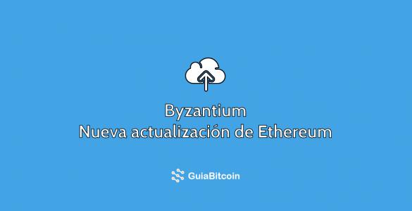 byzantium actualizacion metropolis eth