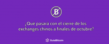 cierre exchanges china