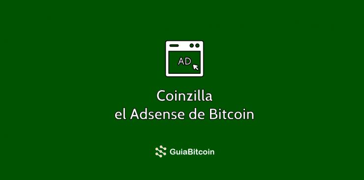 coinzilla bitcoin adsense