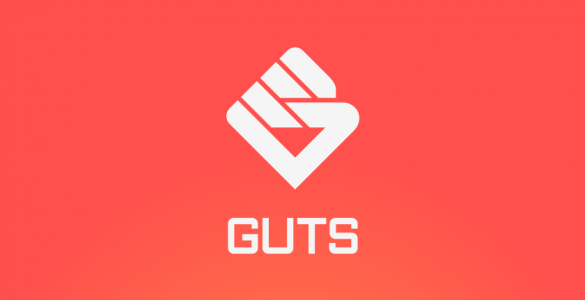 GUTS tickets blockchain