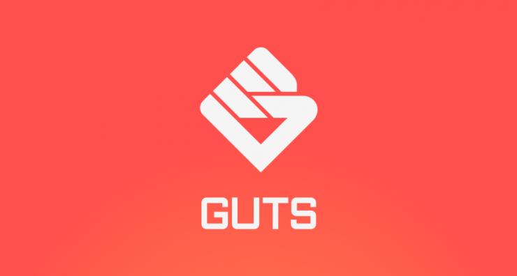 GUTS tickets blockchain