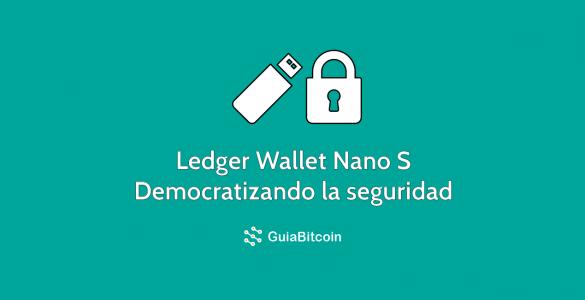 ledger wallet nano s
