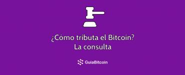 tributacion bitcoin