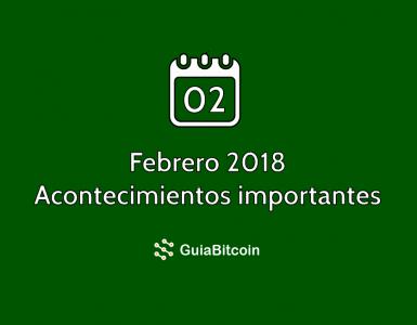 noticias criptomonedas febrero 2018