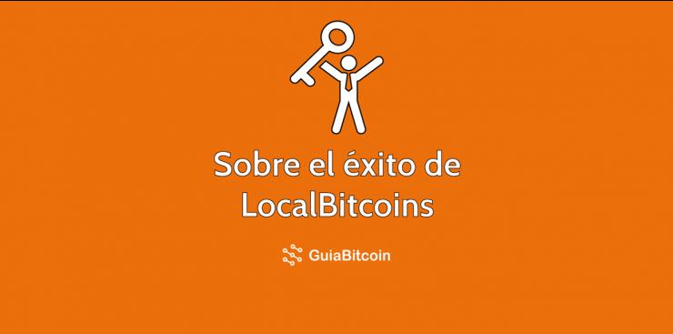 Éxito de LocalBitcoins