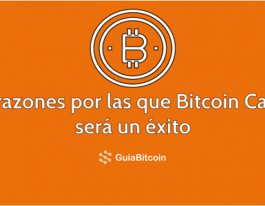 4 razones por las que Bitcoin Cash será un éxito