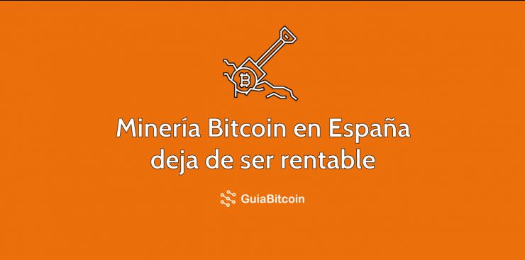 Minería-bitcoin-es-España-deja--de-ser-rentable