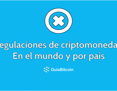 Regulaciones de criptomonedas