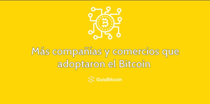 Crece la adopción del Bitcoin en el mundo
