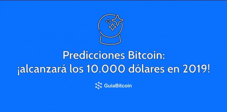 Analista afirma que el bitcoin cotizará a USD 10.000 en el 2019