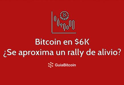 Bitcoin llega a $6K y toma nuevos aires