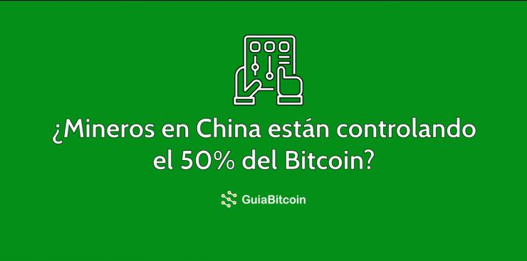 CEO de Ripple insiste en que Bitcoin está siendo controlado por China