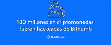 El exchange Bithumb ha sido jaqueado y el criptomercado se reciente