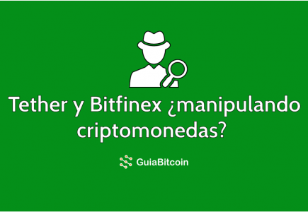 Tether podría estar detrás de la manipulación del precio del Bitcoin en 2017