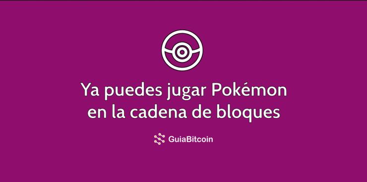 Twitch hace posible jugar Pokémon con Lightning Network