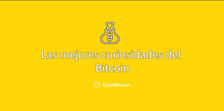 12 curiosidades de Bitcoin
