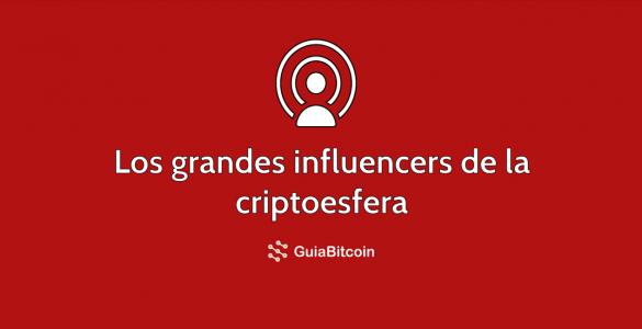 15 influencers de Bitcoin, Blockchain y criptomonedas