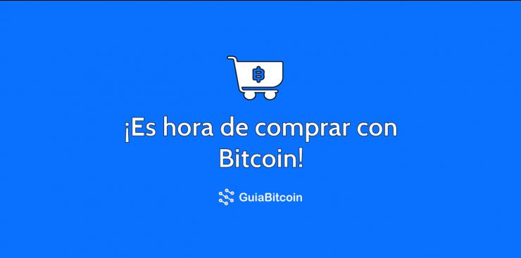 Tiendas online que aceptan Bitcoin
